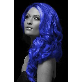 Smiffys Spray Color Para Pelo Azul 125Ml (Bebés y Niños , Disfraces)