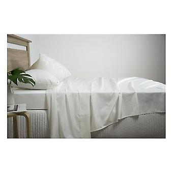 Ardor 2500Tc Cotton Rich White Sheet Sets