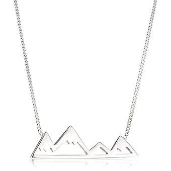 Elli Silber Anhänger Halskette 0101773018_45