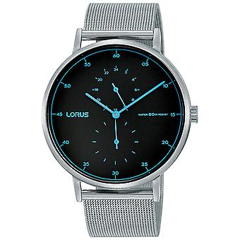 Lorus classic man Quartz Analog Man Watch with R3A49AX9 Stainless Steel Bracelet