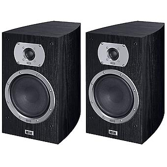 Heco Victa Prime 302, 2 way 150 Watt max., black 1 pair B-stock