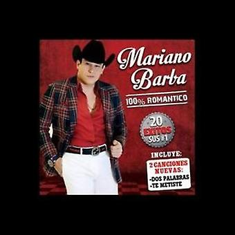 Mariano Barba - 100 % Romanticos [CD] USA import