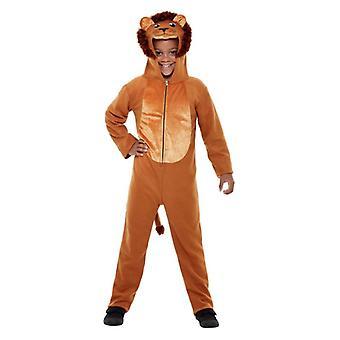 Childrens kongen av jungelen Lion Fancy kjole kostyme