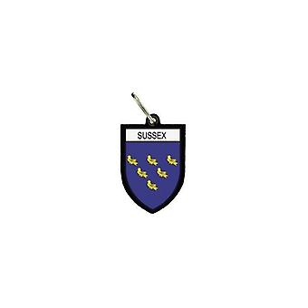 Tür Cles Keys Cle Flag Collection City Englisch Blason Sussex