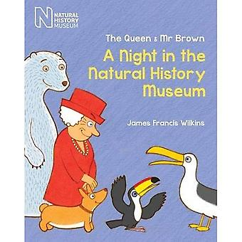 The Queen & Mr Brown: A Night in the Natural History Museum