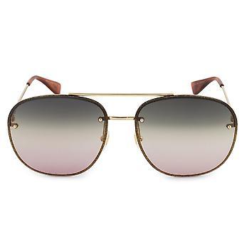 Gucci Aviator solbriller GG0227S 004 62