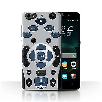 STUFF4 Case/Cover for Huawei G Play Mini/TV Remote/Keys/Buttons