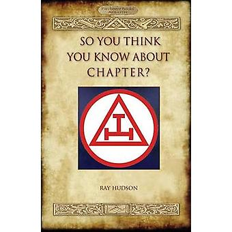 So You Think You Know About Chapter  Aziloth Books by Hudson & Ray