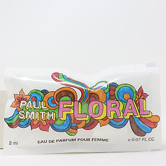 Floral par Paul Smith Eau De Parfum 0.07oz/2ml Spray New