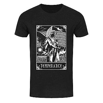 Deadly Tarot Mens Temperance T Shirt