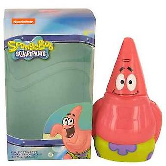 Spongebob Squarepants Patrick By Nickelodeon Eau De Toilette Spray 3.4 Oz (men) V728-535549