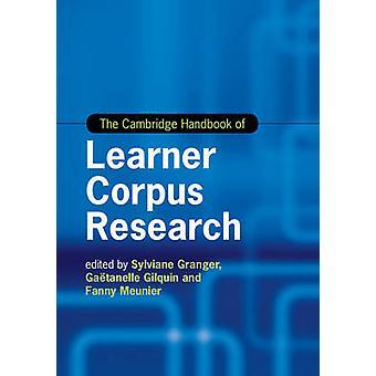 Cambridge handboek van learner corpus Research van Sylviane Granger