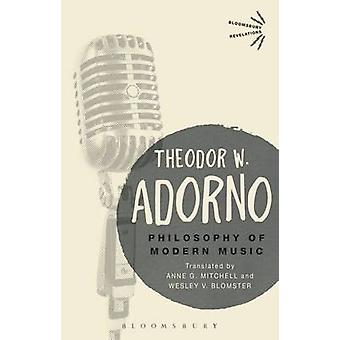 Philosophy of Modern Music by Theodor Adorno