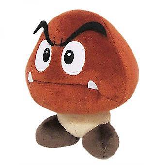 Super Mario Bros. Goomba 6 Zoll Plüsch Puppe