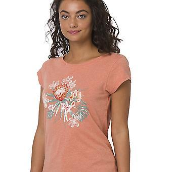 Animal Spirit Animal För kort ärm T-shirt i Canyon Sunset Orange