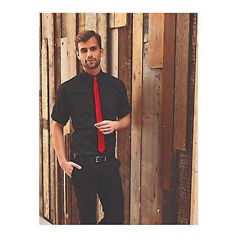 Premier roll sleeve poplin shirt pr206