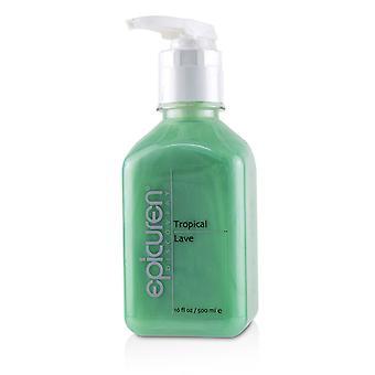 Lave Body Cleanser - Tropisch 500ml/16oz