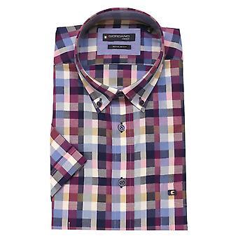 BAILEYS GIORDANO Giordano Maroon Shirt 6306