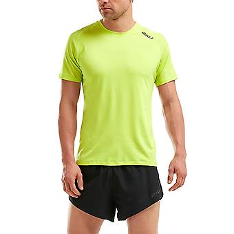 2XU Mens GHST Short Sleeve T-Shirt