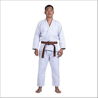 Gr1ps Primero konkurrens stealth Edition BJJ GI vit