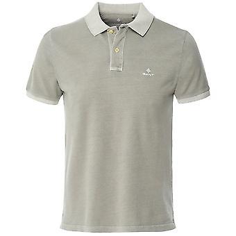 GANT Sunfaded Rugger Polo Shirt