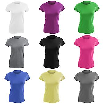 Gildan Naisten pehmeä tyyli lyhythihainen t-paita