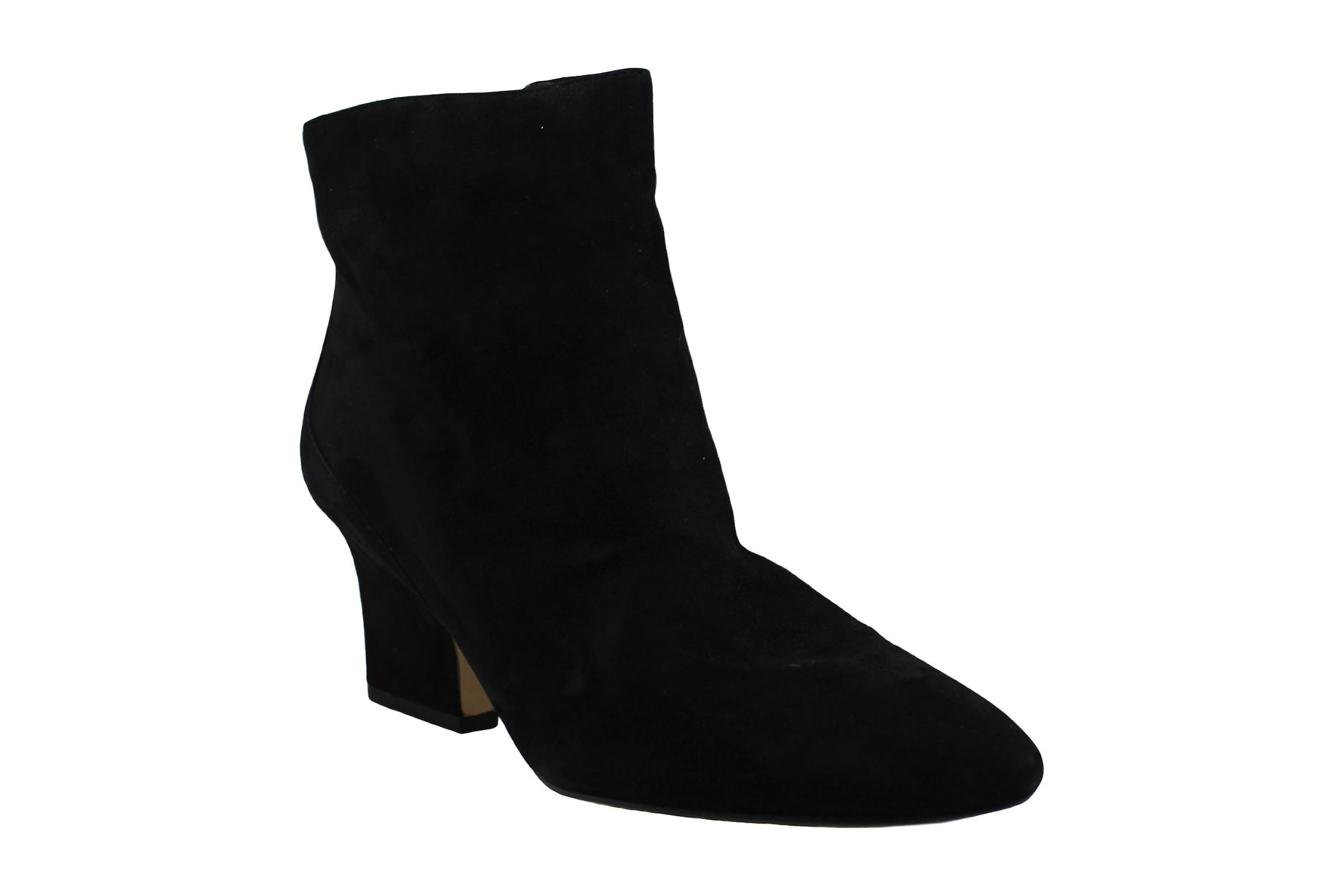 Enzo Angiolini Womens Cadyn Fabric Pointed Toe Ankle Fashion Boots