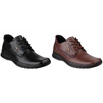 Cotswold Mens Dudley Lace Up schoenen
