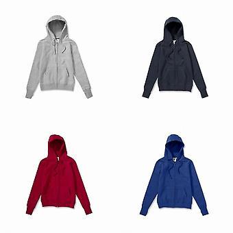 SG Mens Full Zip stedelijke Hooded Sweatshirt / Hoodie