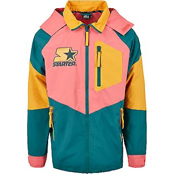 Starter Men's Transition Jacket Multicolored Logo
