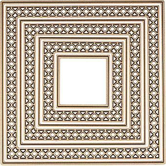 Spellbinders Nestabilities Dies By Becca Feeken - Candlewick Classics Squares