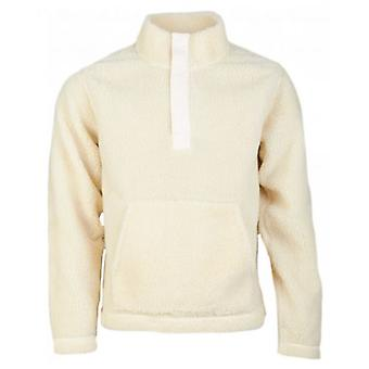 Albam Curley Snap Sweter na sweter polar