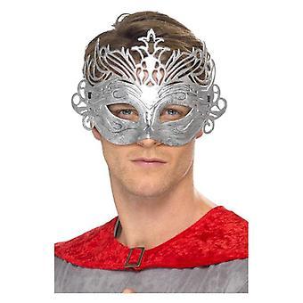 Colombina Silber Maske