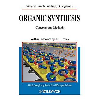 Organic Synthesis 3e by Fuhrhop
