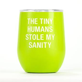 Say What Insulated Wine Tumbler