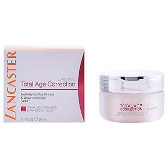 Day-time Anti-aging Cream Total Age Correction Lancaster Spf 15 (50 ml)