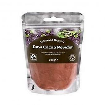 The Raw Chocolate Company - Organic Fairtrade Cacao Powder 180G