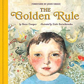 The Golden Rule - Deluxe Edition by Ilene Cooper - 9781419740695 Book