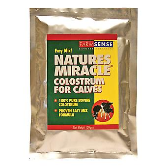 Farmsense Natures Miracle Colostrum Sachet For Calves