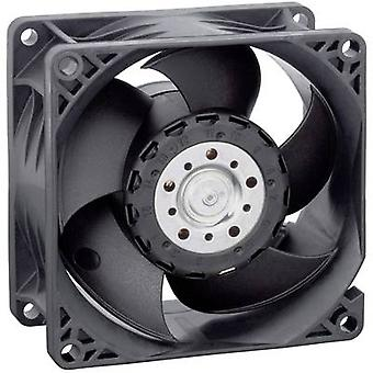 EBM Papst 8214J/2H3 Axiale ventilator 24 V DC 190 m³/h (L x W x H) 80 x 80 x 38 mm
