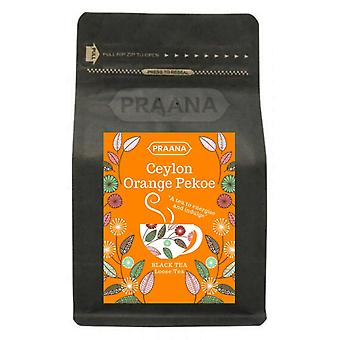 Praana Tea - Ceylon Orange Pekoe Tè Nero - 100g