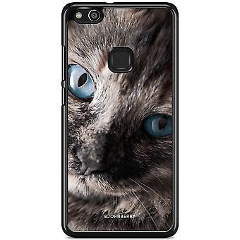Bjornberry Shell Huawei P10 Lite - Cat Blue Eyes