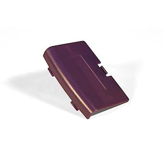 for Gameboy Advance Purple Indigo Replacement Battery Cover GBA