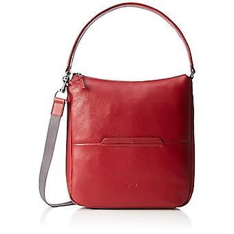 Bree Red Women's Cross bags (Red (brick red 160)) 42x34x11 cm (B x H x T)