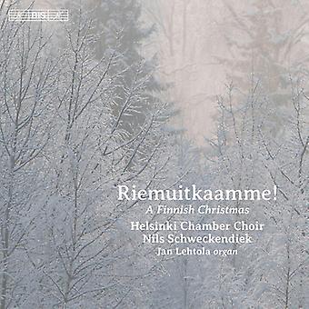 Bach*J.S. / Coro de Cámara de Helsinki / Schweckendiek - Navidad finlandesa [SACD] Importación de EE.UU.