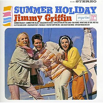 Jimmy Griffin - Summer Holiday [CD] USA import