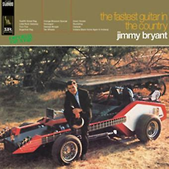 Jimmy Bryant - Fastest Guitar in the Country [Vinyl] USA import