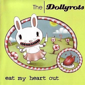 Dollyrots - 食べる [CD] アメリカ インポート私の心
