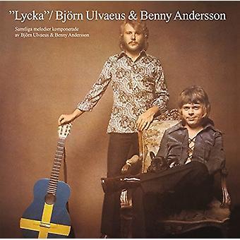 Ulvaeus, Bjorn / Andersson, Benny - importation USA Lycka [Vinyl]