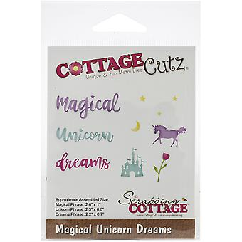 Scrapping Cottage Magical Unicorn Dreams